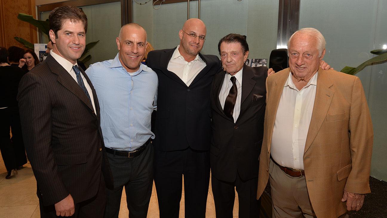 Jack Gilardi's 60th anniversary party ICM Partners - H 2014