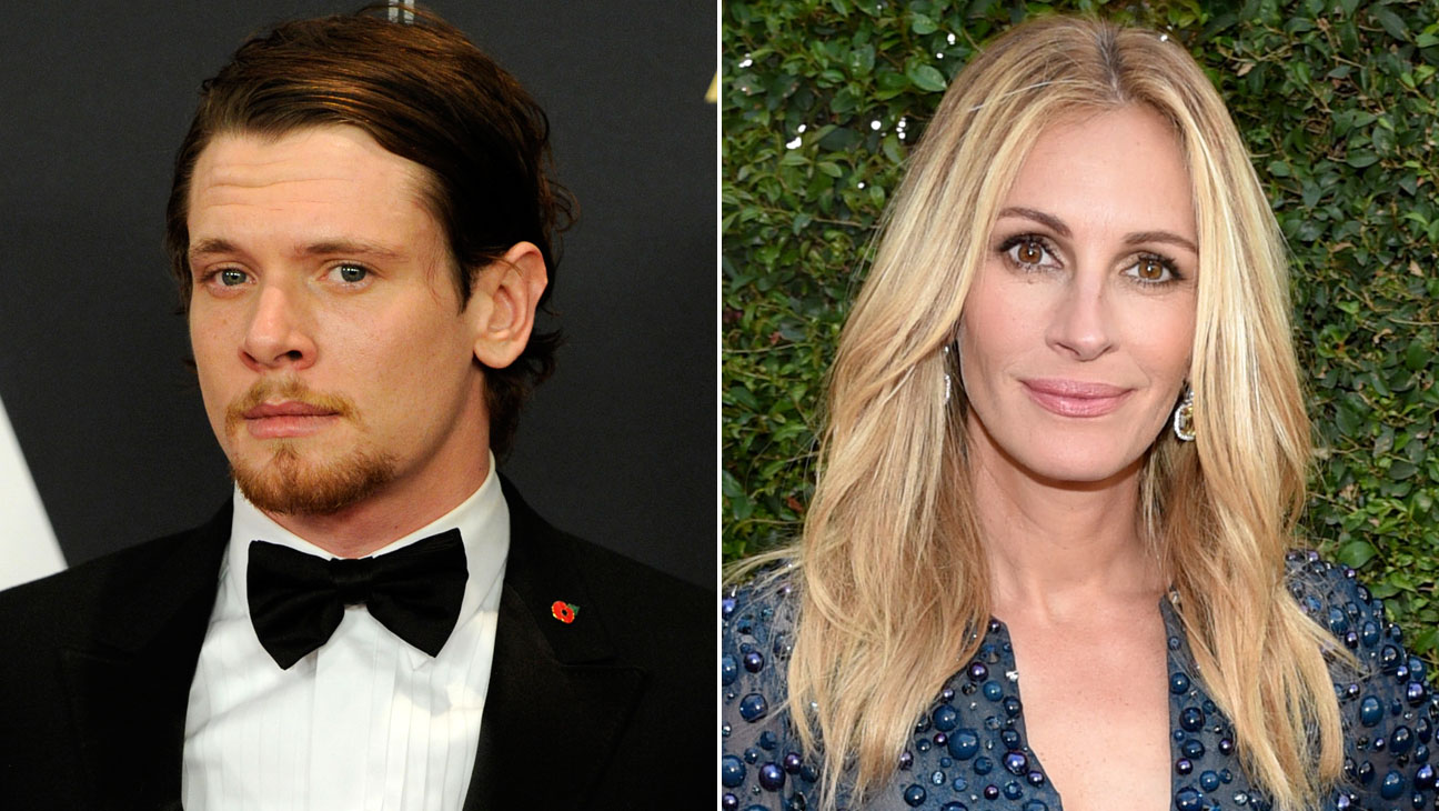 Jack O'Connell Julia Roberts - H 2014