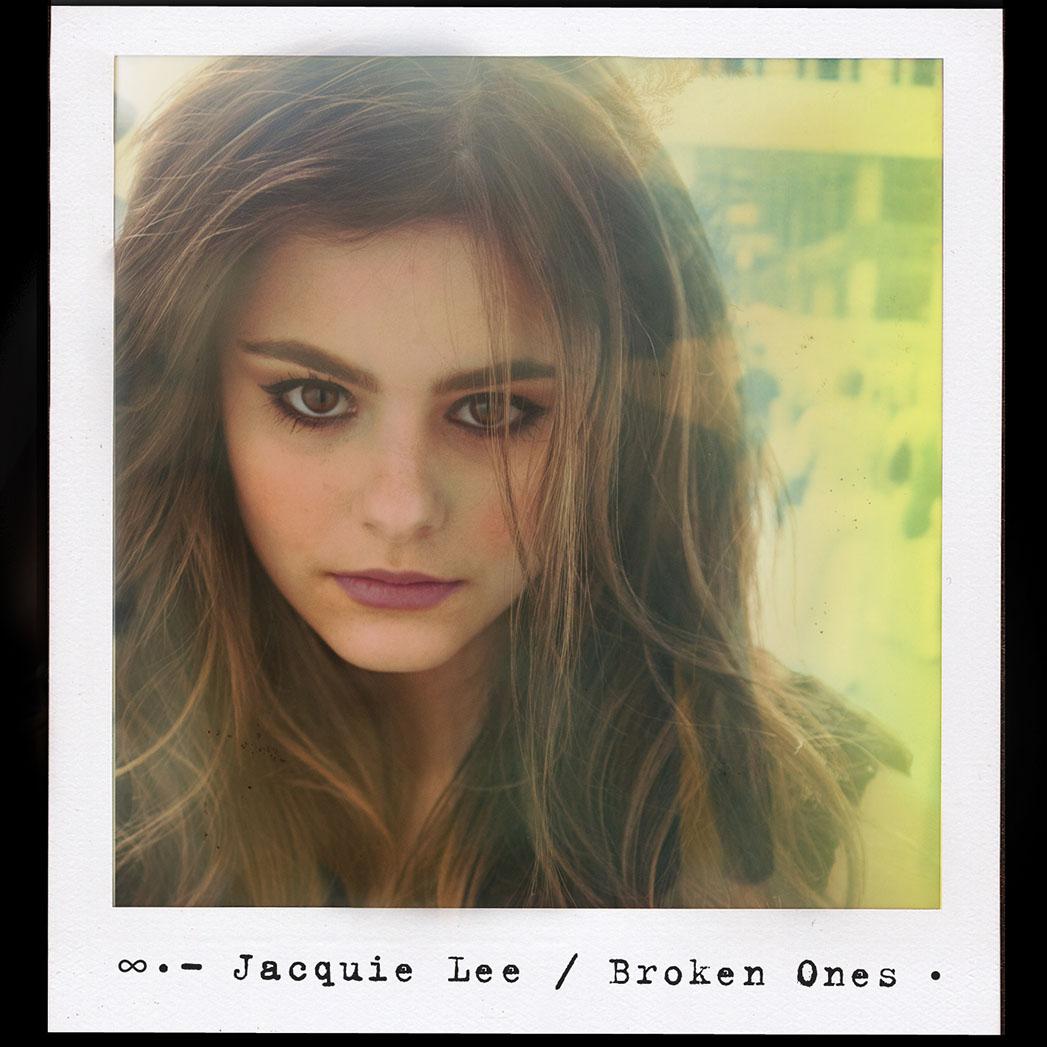Jacquie Lee Broken Ones EP Cover - P 2014