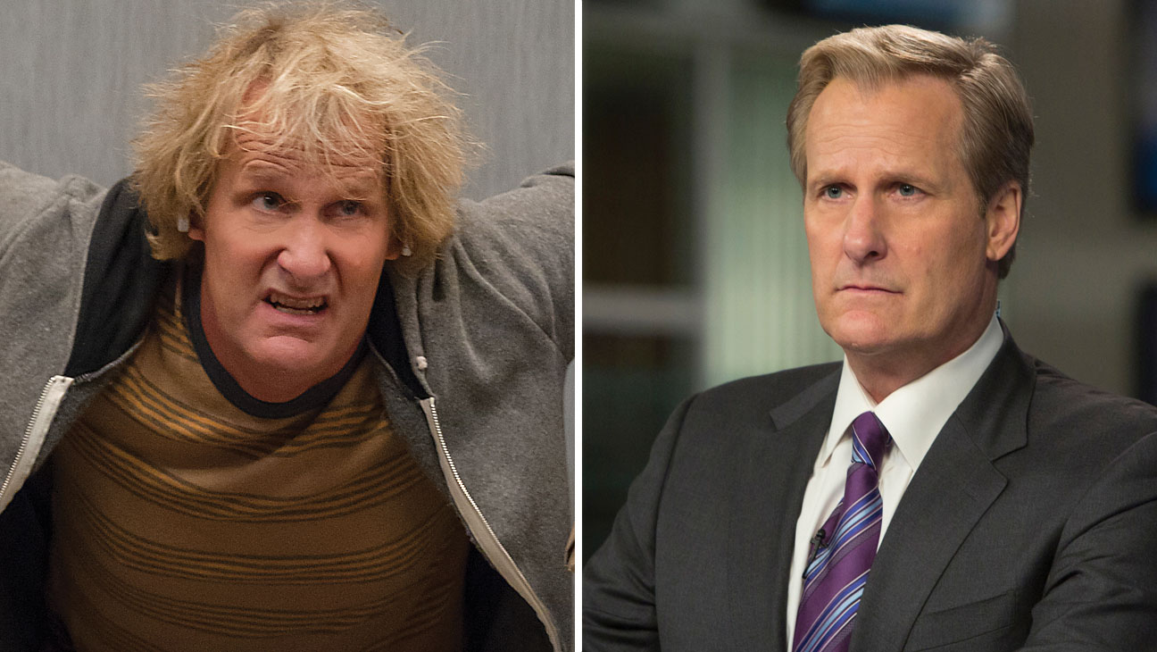 Jeff Daniels From Newsroom to Dumb and Dumber Split - H 2014
