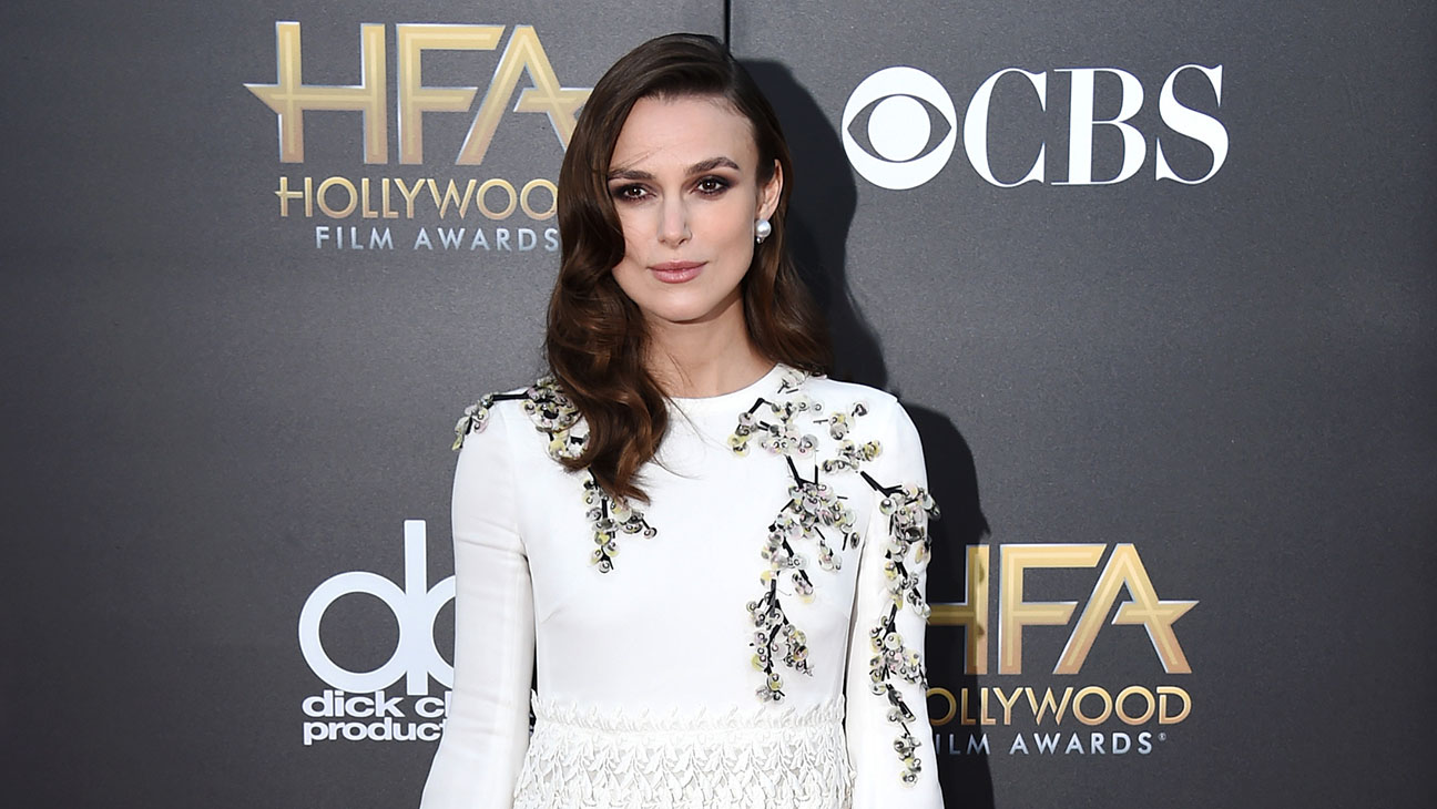 Keira Knightley Hollywood Film Awards - H 2014
