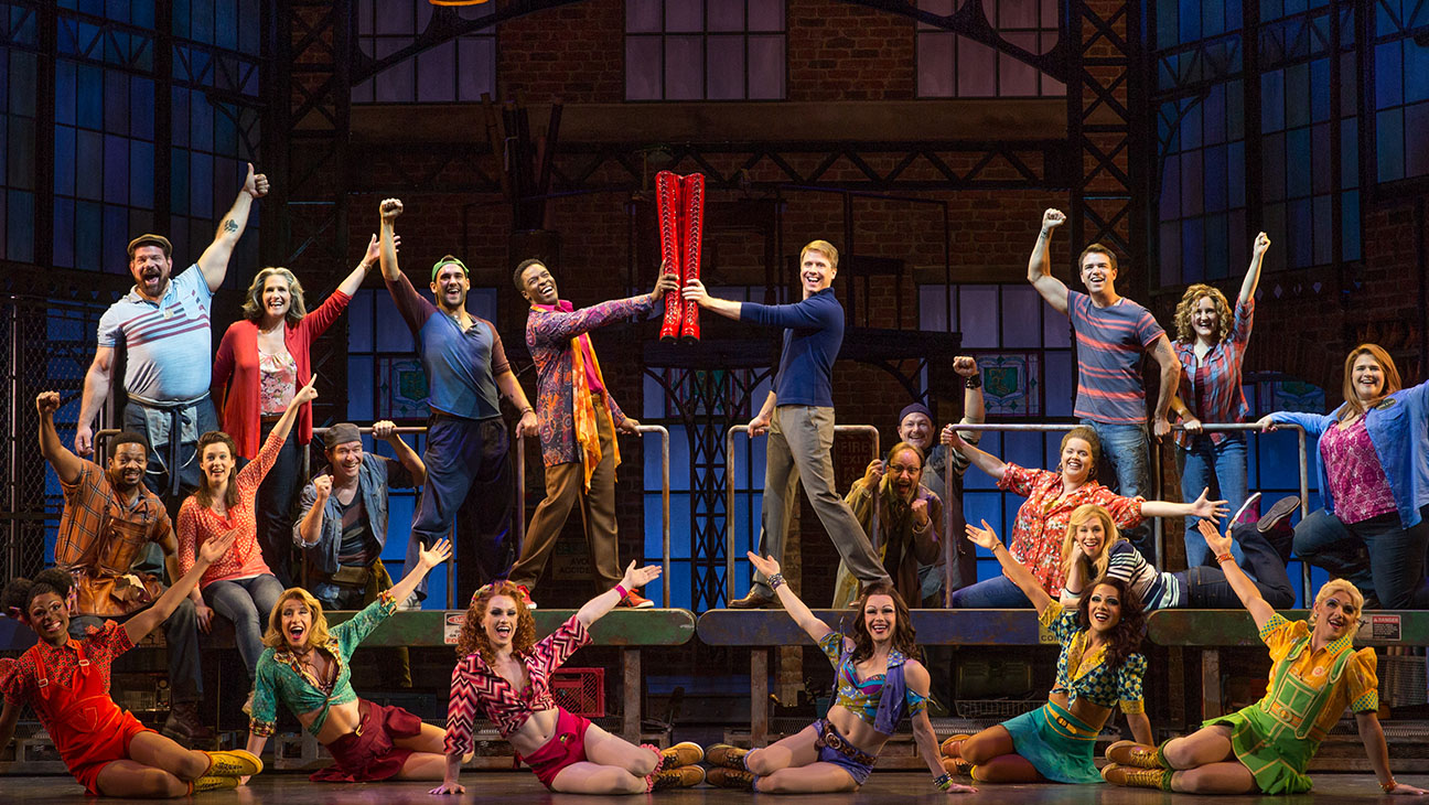 Kinky Boots Production Still - H 2014