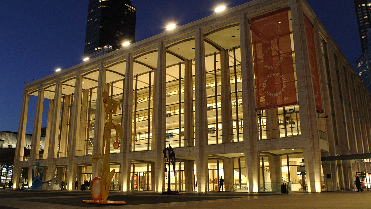 Lincoln Center Avery Fisher Hall H 2014