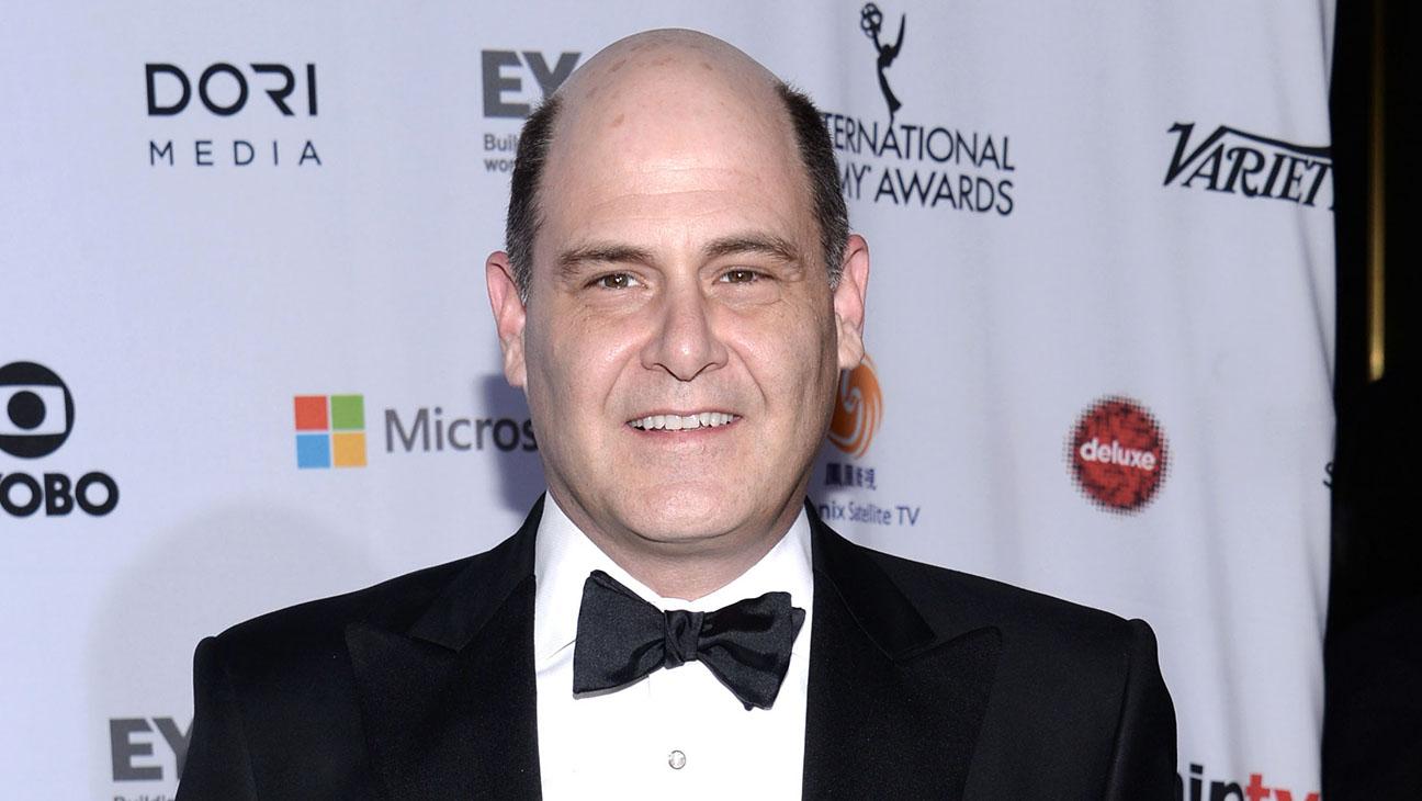 Matthew Weiner International Emmys - H 2014
