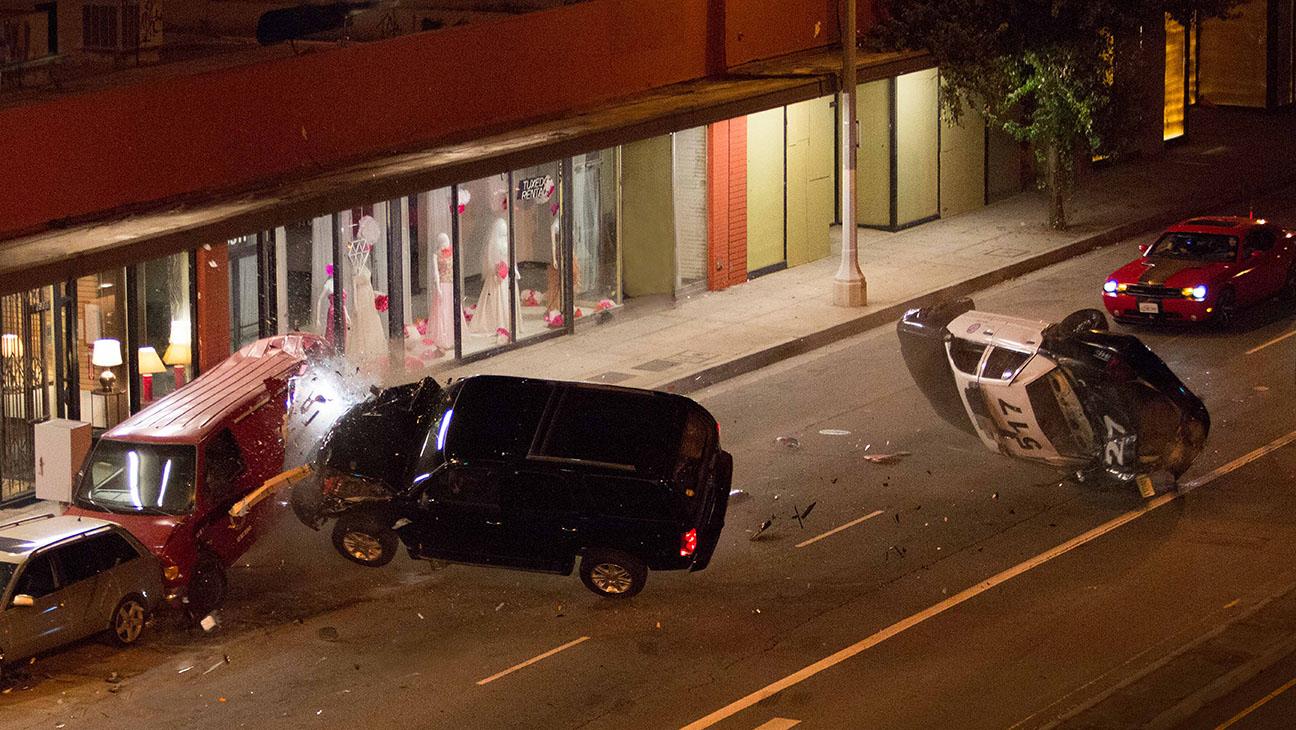 Nightcrawler Car Chase - H 2014