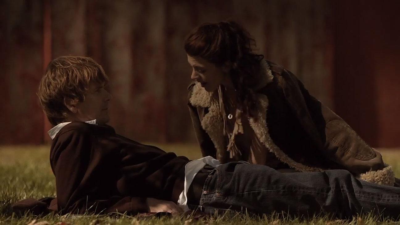 Old Fashioned Trailer Still - H 2014