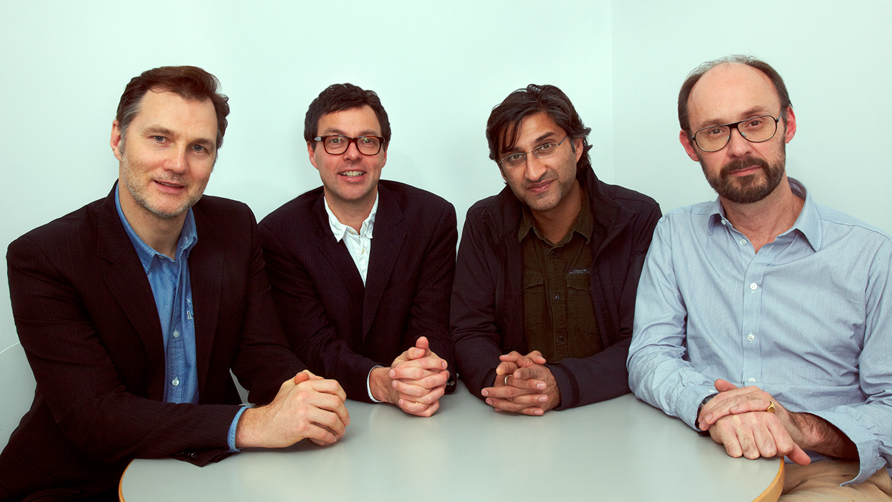 David Morrissey, Asif Kapadia, James Gay-Rees, Jolyon Symonds On The Corner