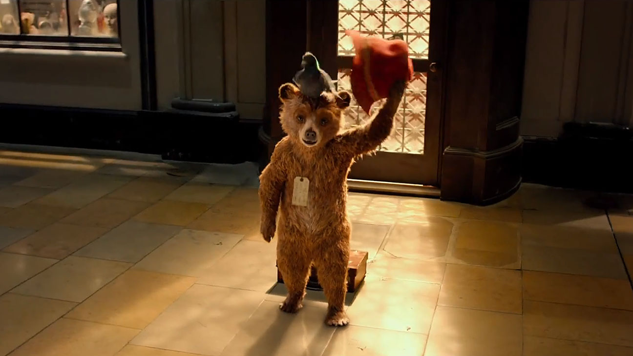 Paddington the Bear Still - H 2014