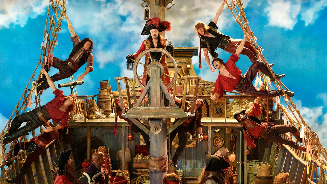 Peter Pan Live Hook - H 2014