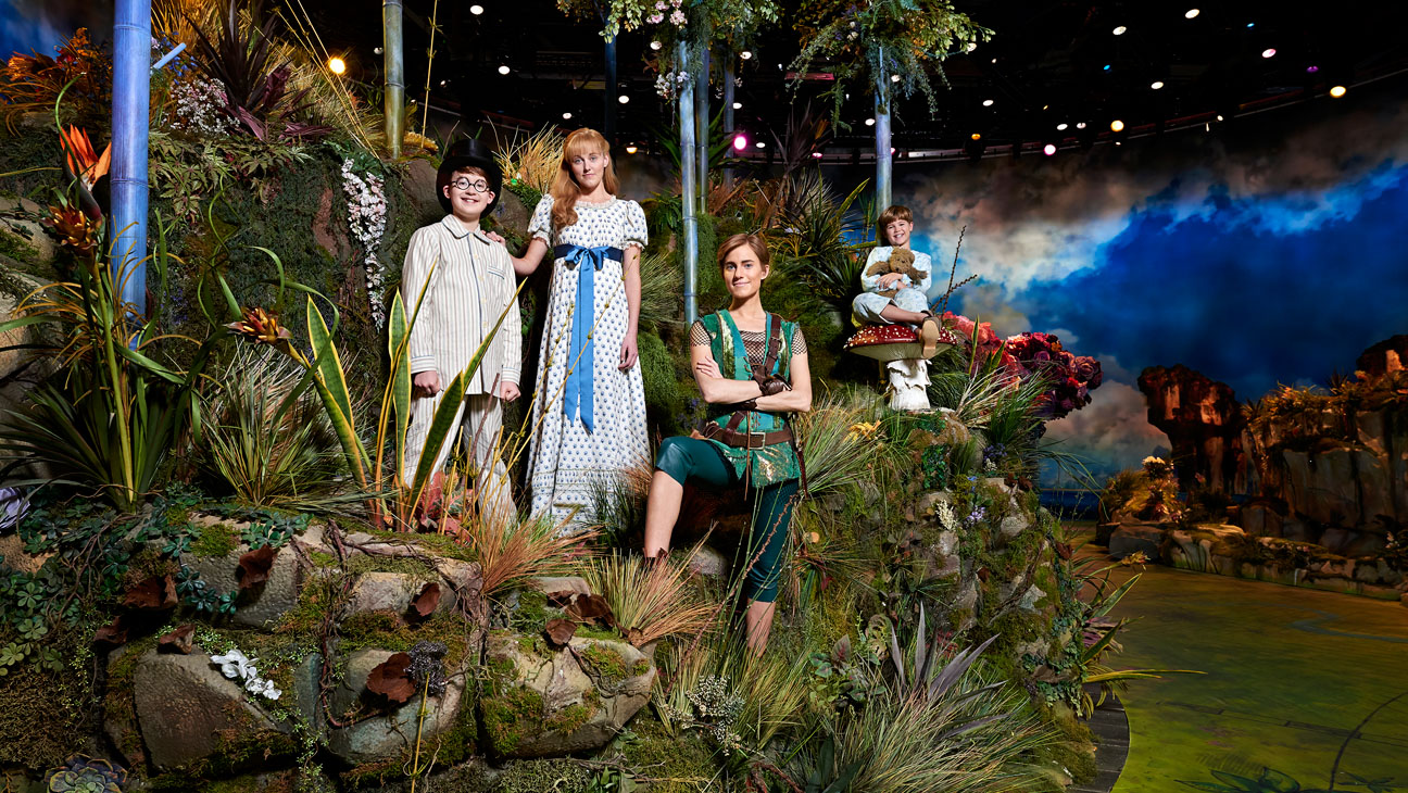 Peter Pan Live Neverland - H 2014