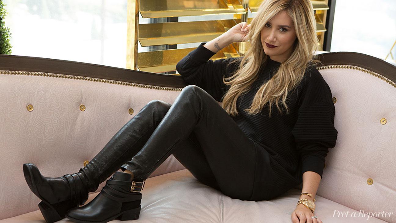 PRETA Ashley Tisdale - H 2014