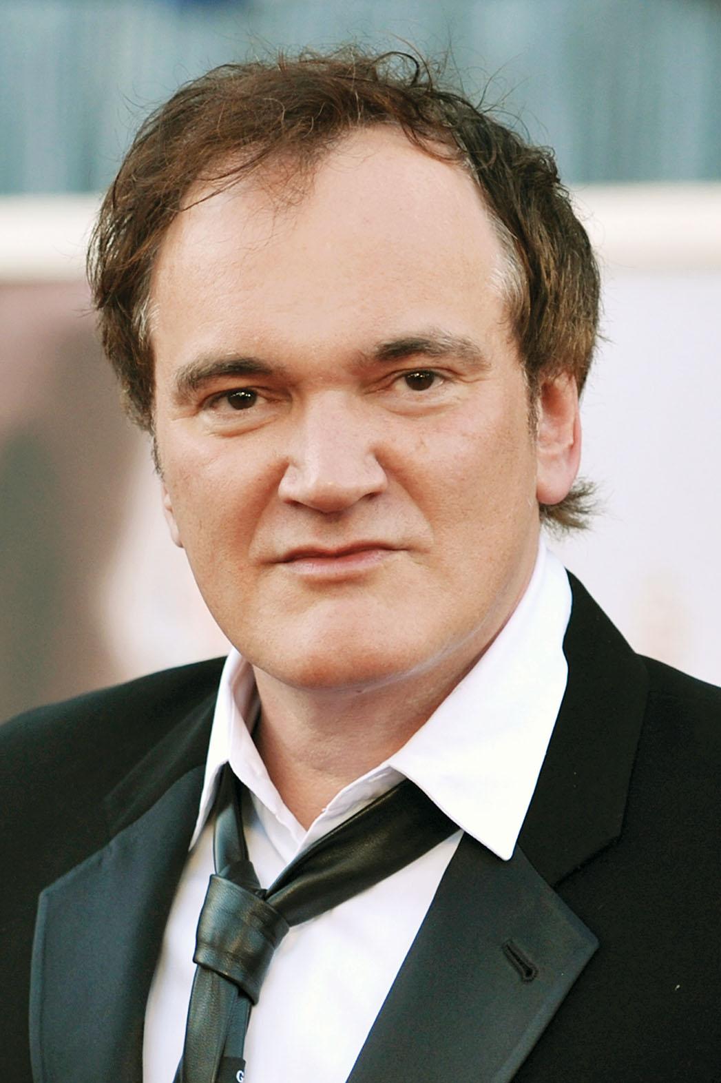 Quentin Tarantino - P 2014