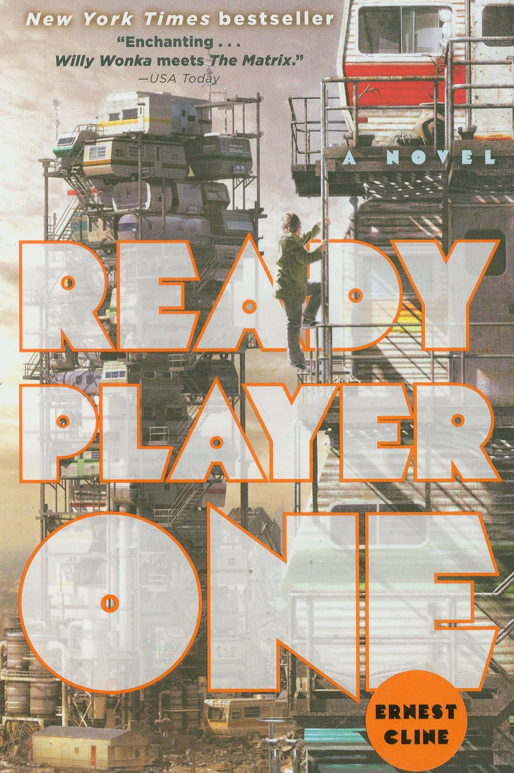 Ready Player One Cover - P 2014