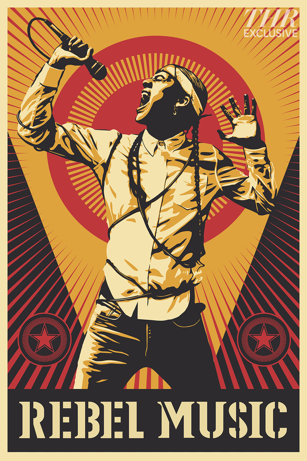 Rebel Music: Native America Poster Art - P 2014