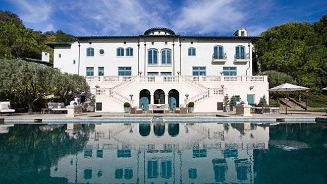 Robin Williams Napa Home Sale - H 2014