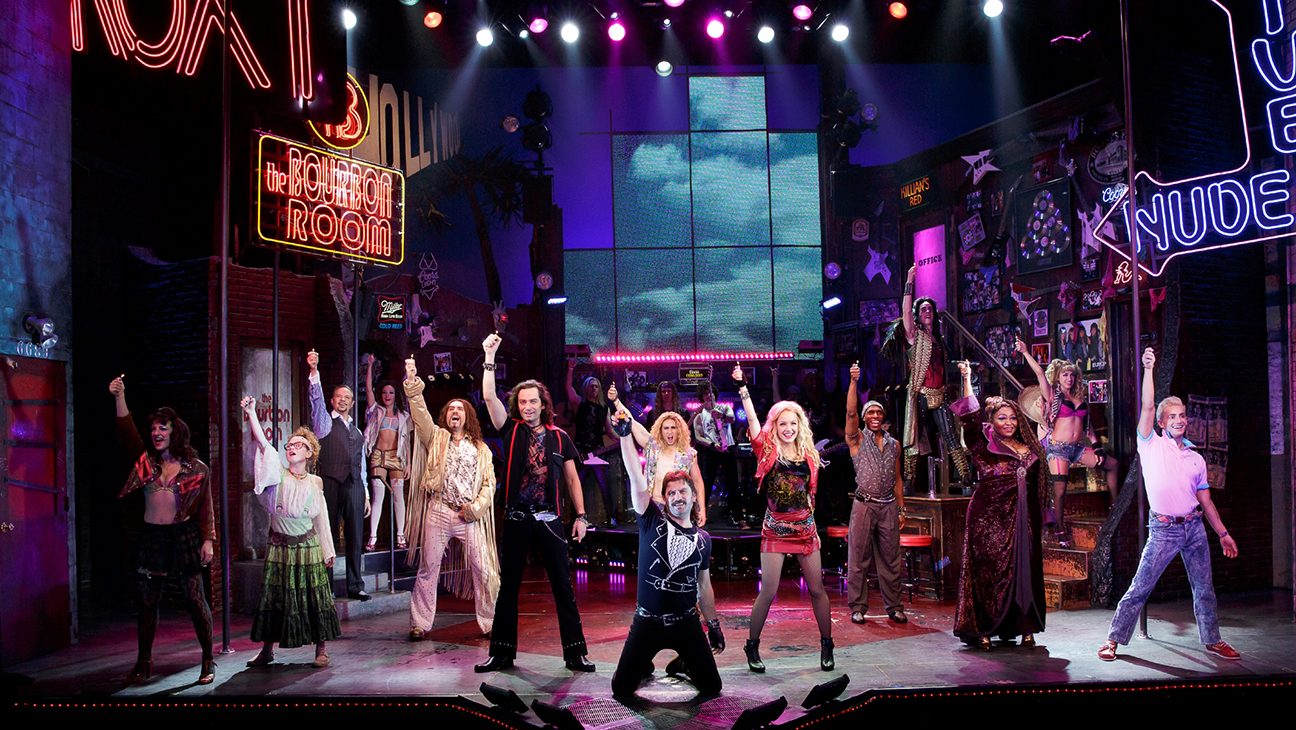 Rock of Ages Broadway H 2014