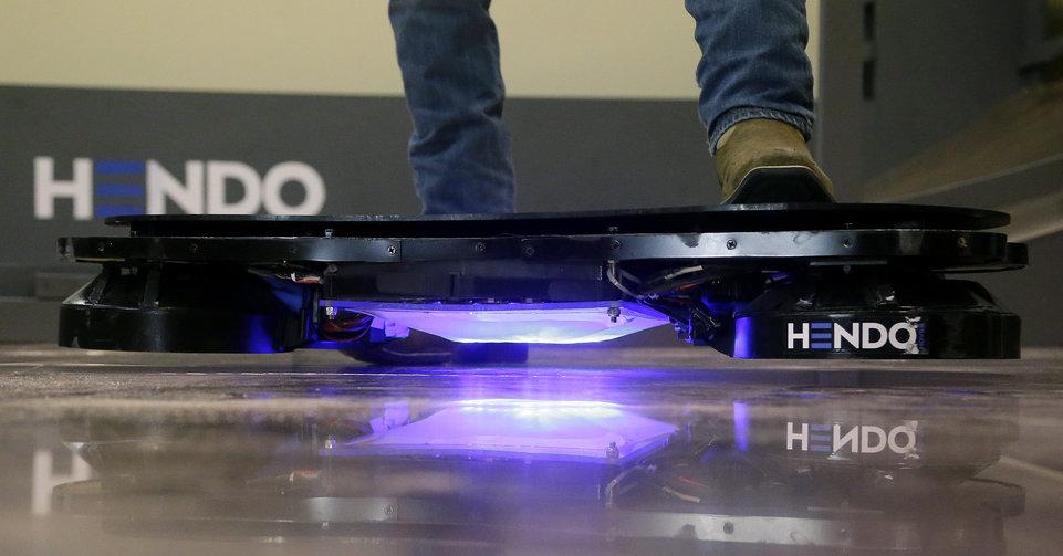 Tony Hawk Hoverboard H 2014