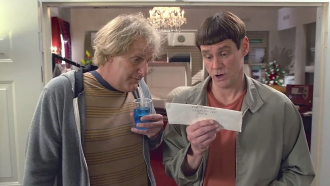 Dumb and Dumber To Still - H 2014