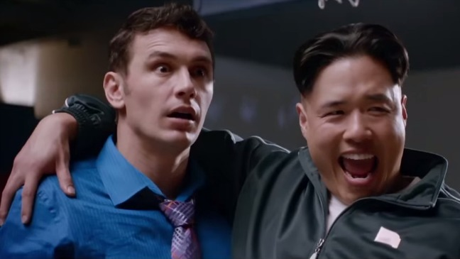 James Franco The Interview Still - H 2014