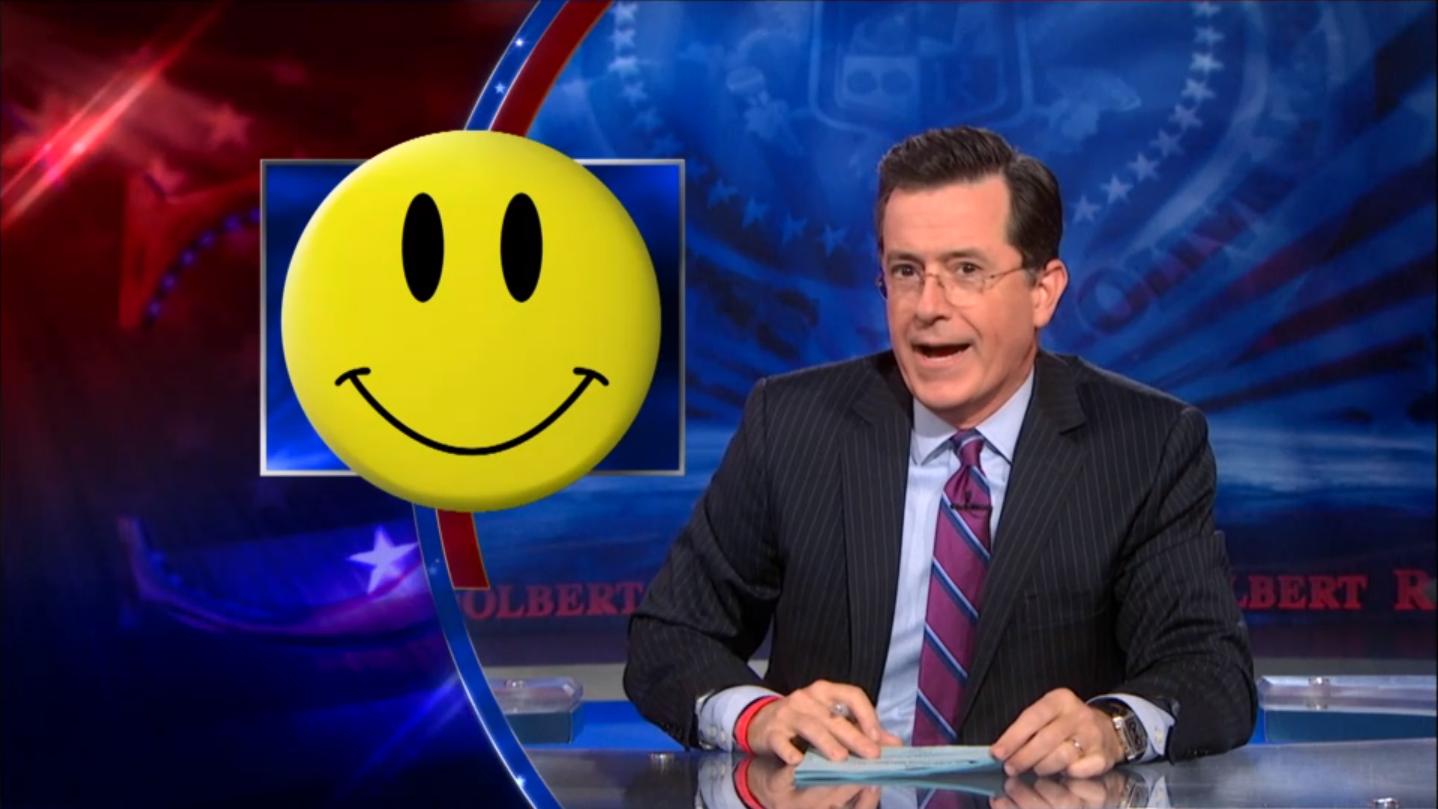 'Colbert Report' Black Friday - H 2014