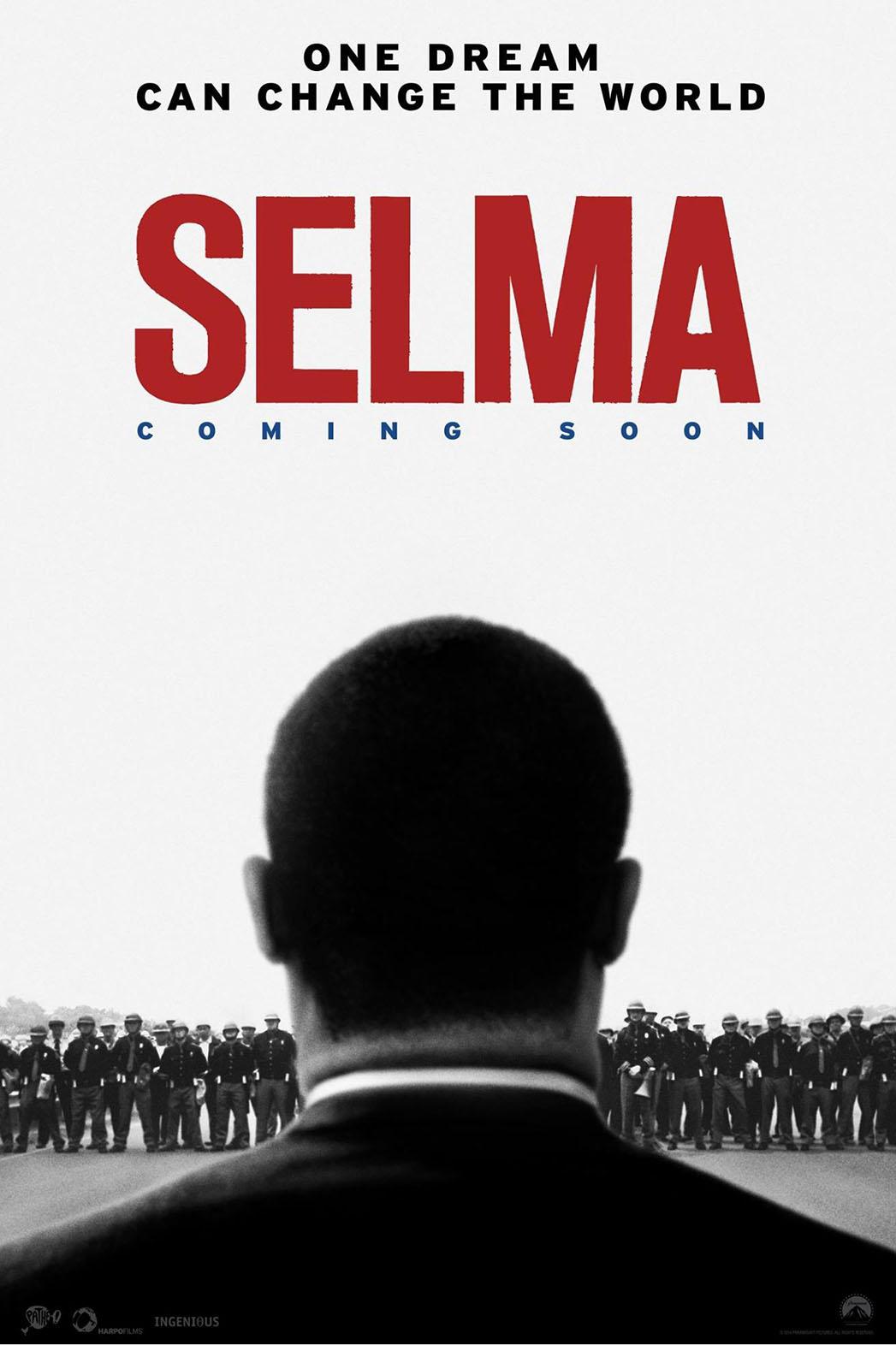 Selma Poster - P 2014
