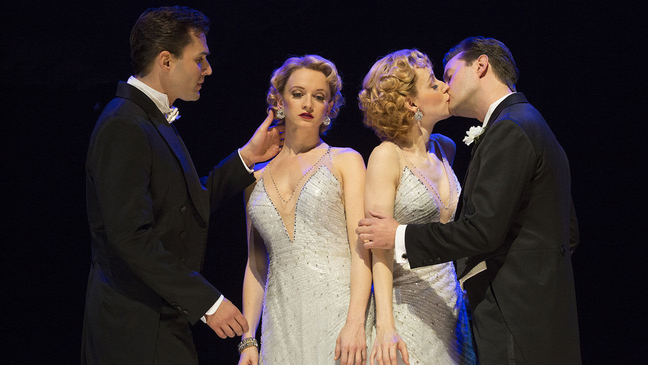 Side Show Production Still - H 2014