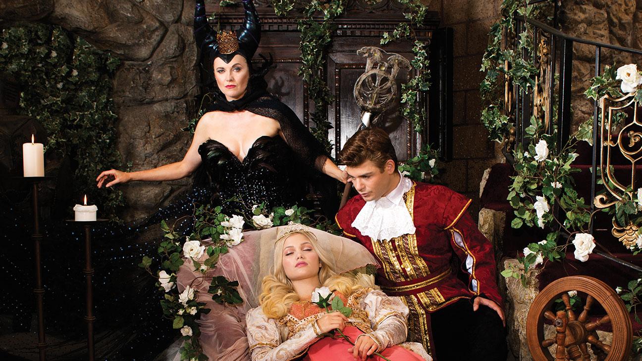 Sleeping Beauty Pasadena Playhouse Press Shot - H 2014