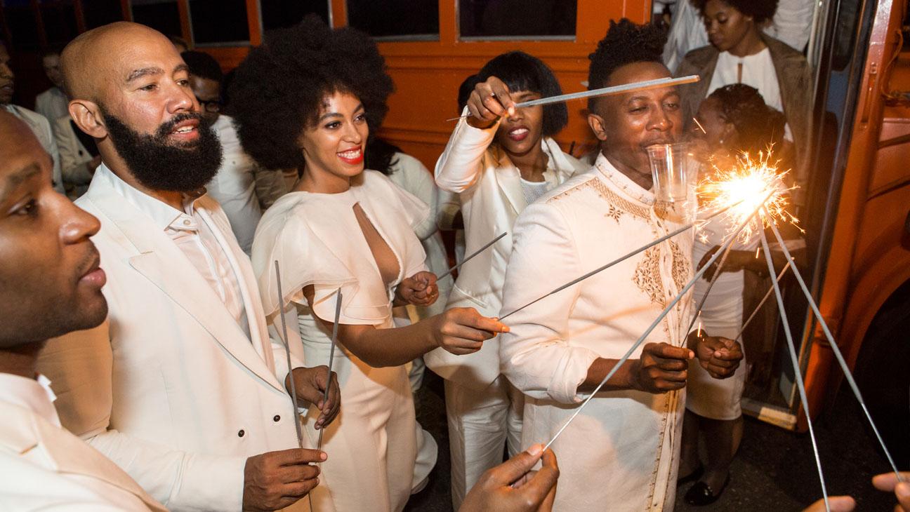 Solange Knowles Wedding - H 2014