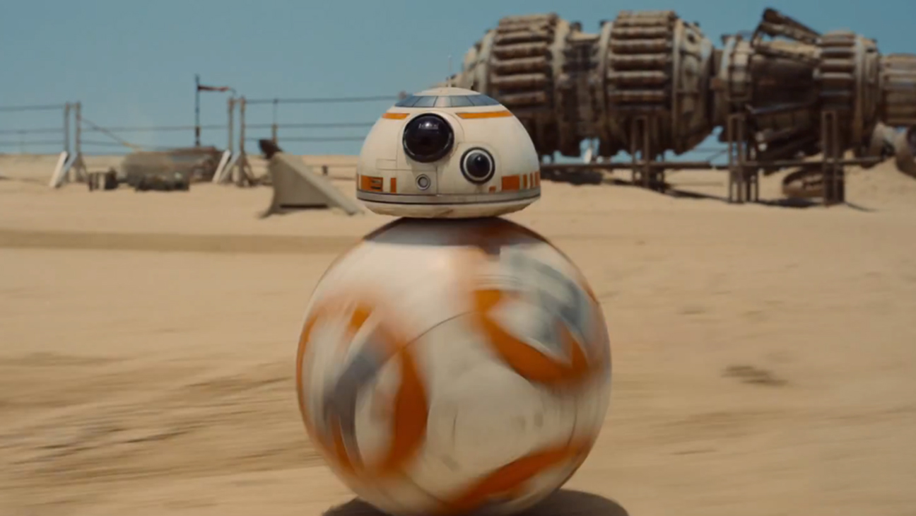 Star Wars The Force Awakens R2D2 H 2014