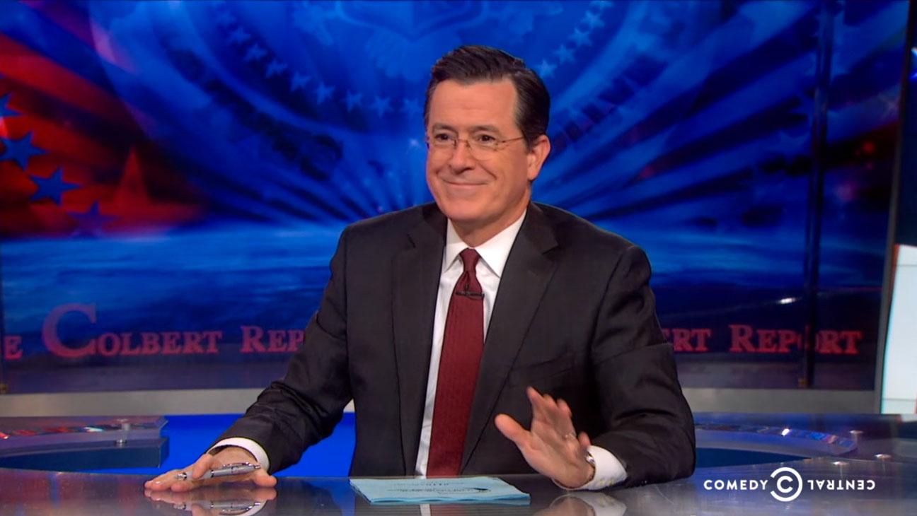 Stephen Colbert - H 2014