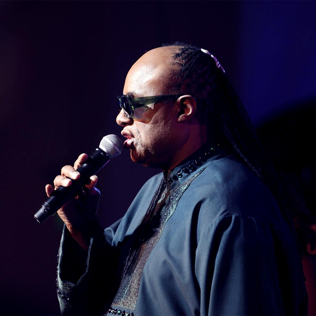 Stevie Wonder 2014 S
