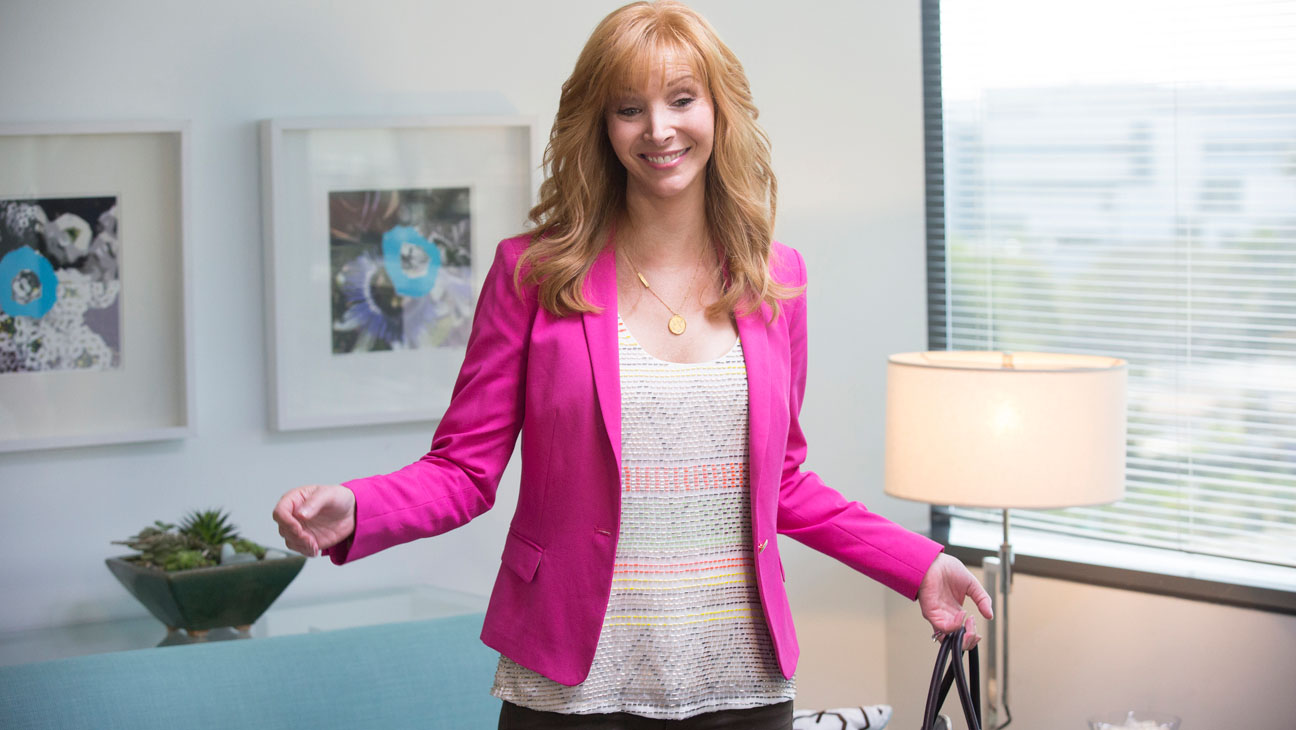 The Comeback Lisa Kudrow - H 2014