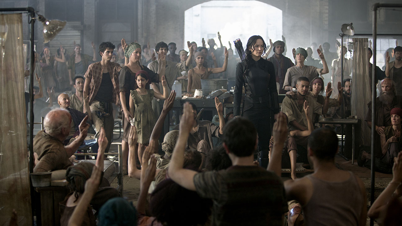 The Hunger Games Mockingjay Part 1 Still 1 - H 2014