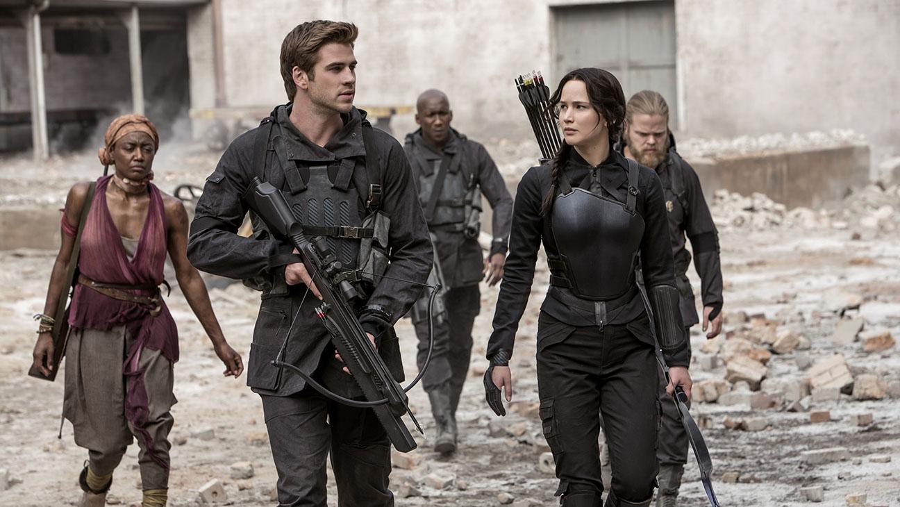 The Hunger Games Mockingjay Part 1 Still 2 - H 2014