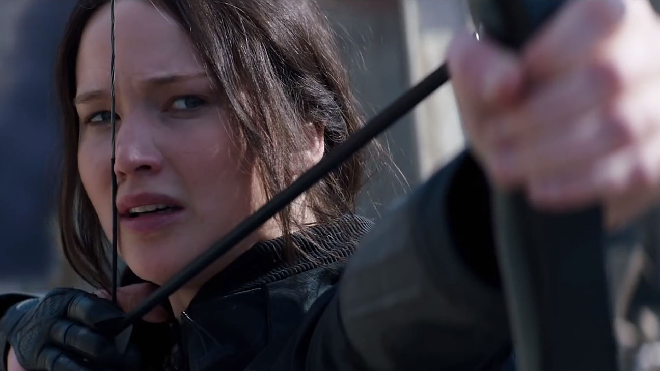 The Hunger Games Mockingjay Part 1 Still 7 - H 2014