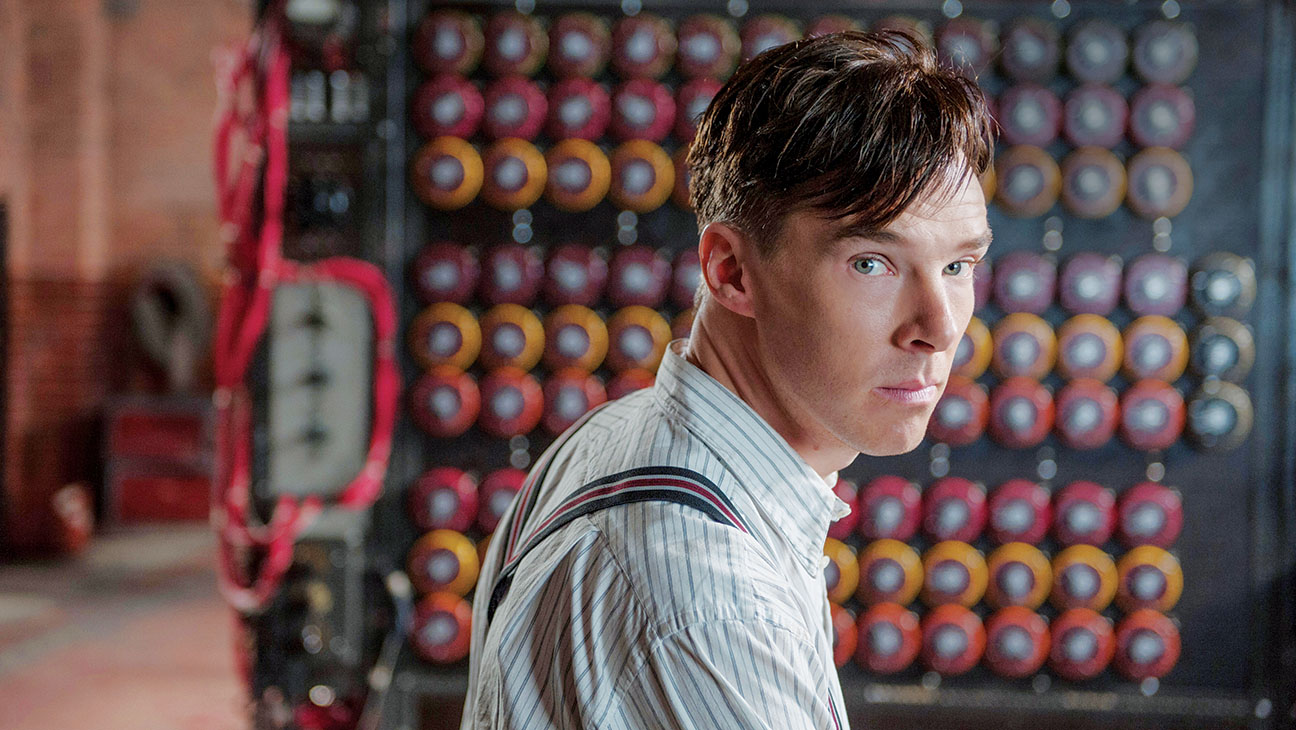 The Imitation Game Turing Machine Still - H 2014