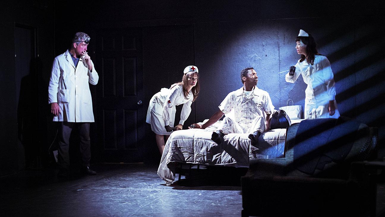 The Noir Series - Bad Medicine - H 2014