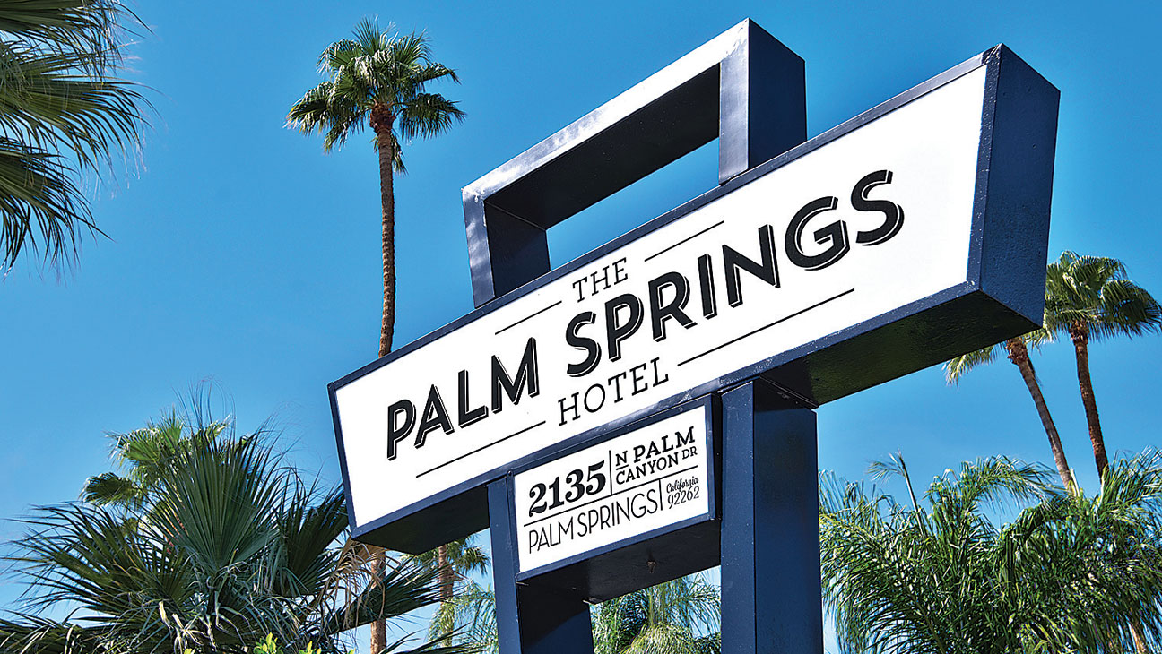 The Palm Springs Hotel - H 2014