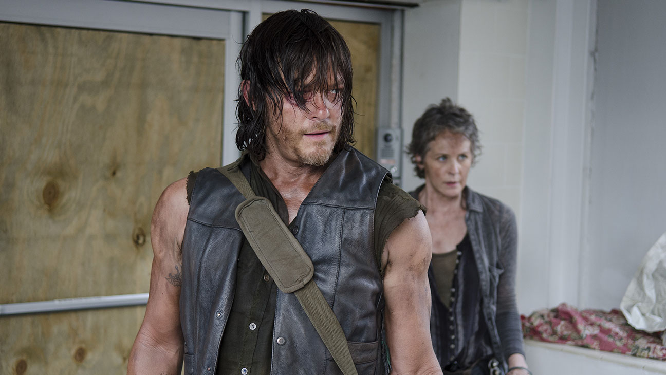 The Walking Dead Norman Reedus Still - H 2014