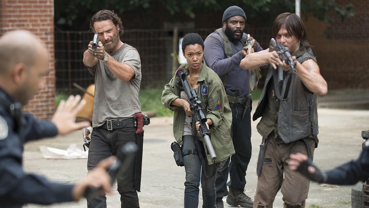 The Walking Dead S05E07 group Still - H 2014