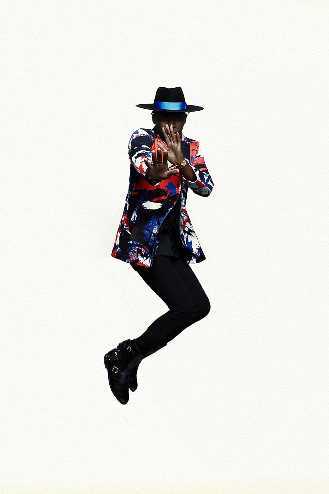 Theophilus London Main - P 2014