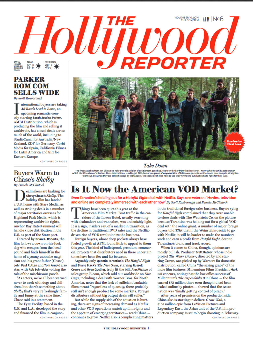 THR AFM day 6 daily - P 2014