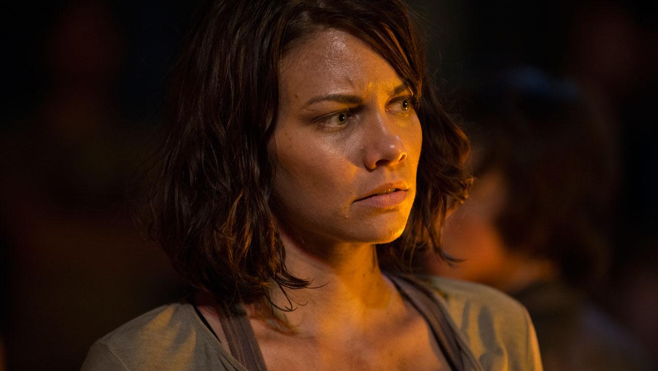 Walking Dead Lauren Cohan - H 2014