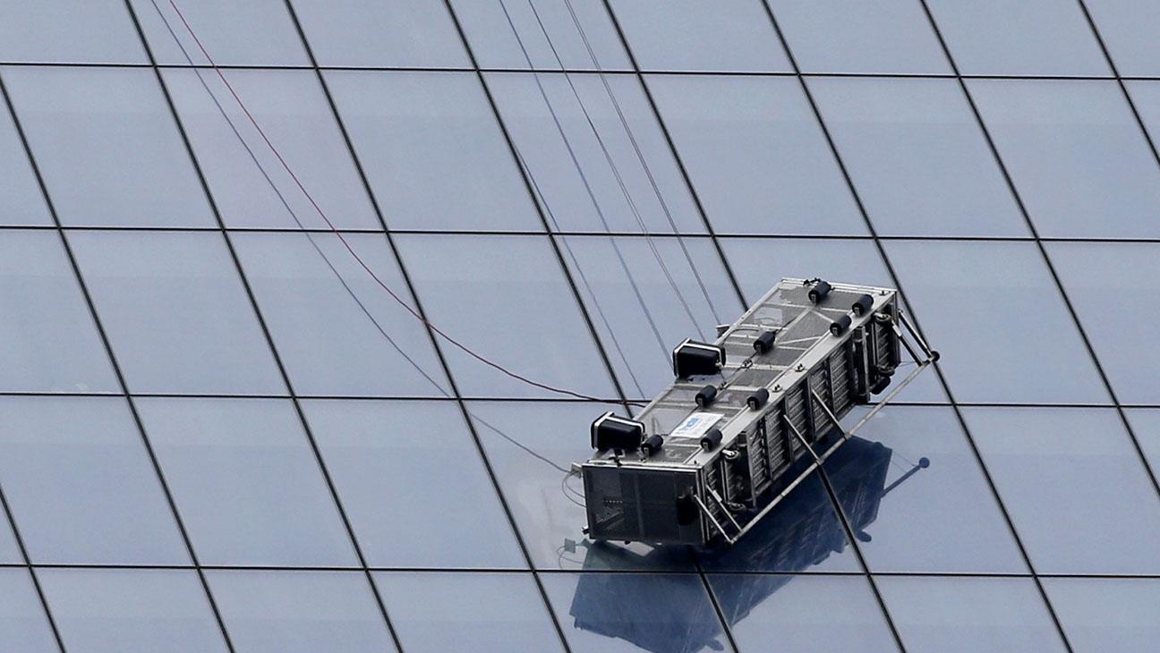World Trade Center Scaffolding Rescue - H 2014