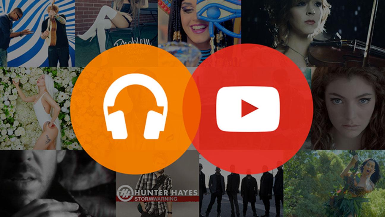 YouTube Music Key - H 2014
