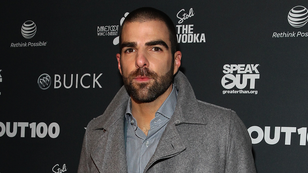 Zachary Quinto Out 100 Awards H 2014