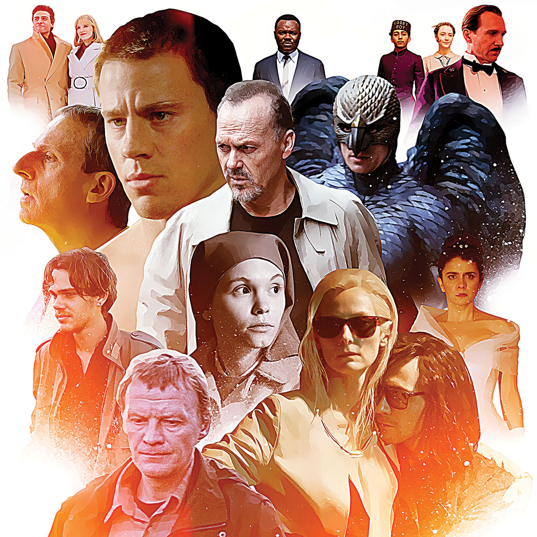 10 Best Films 2014 Illo - H 2014