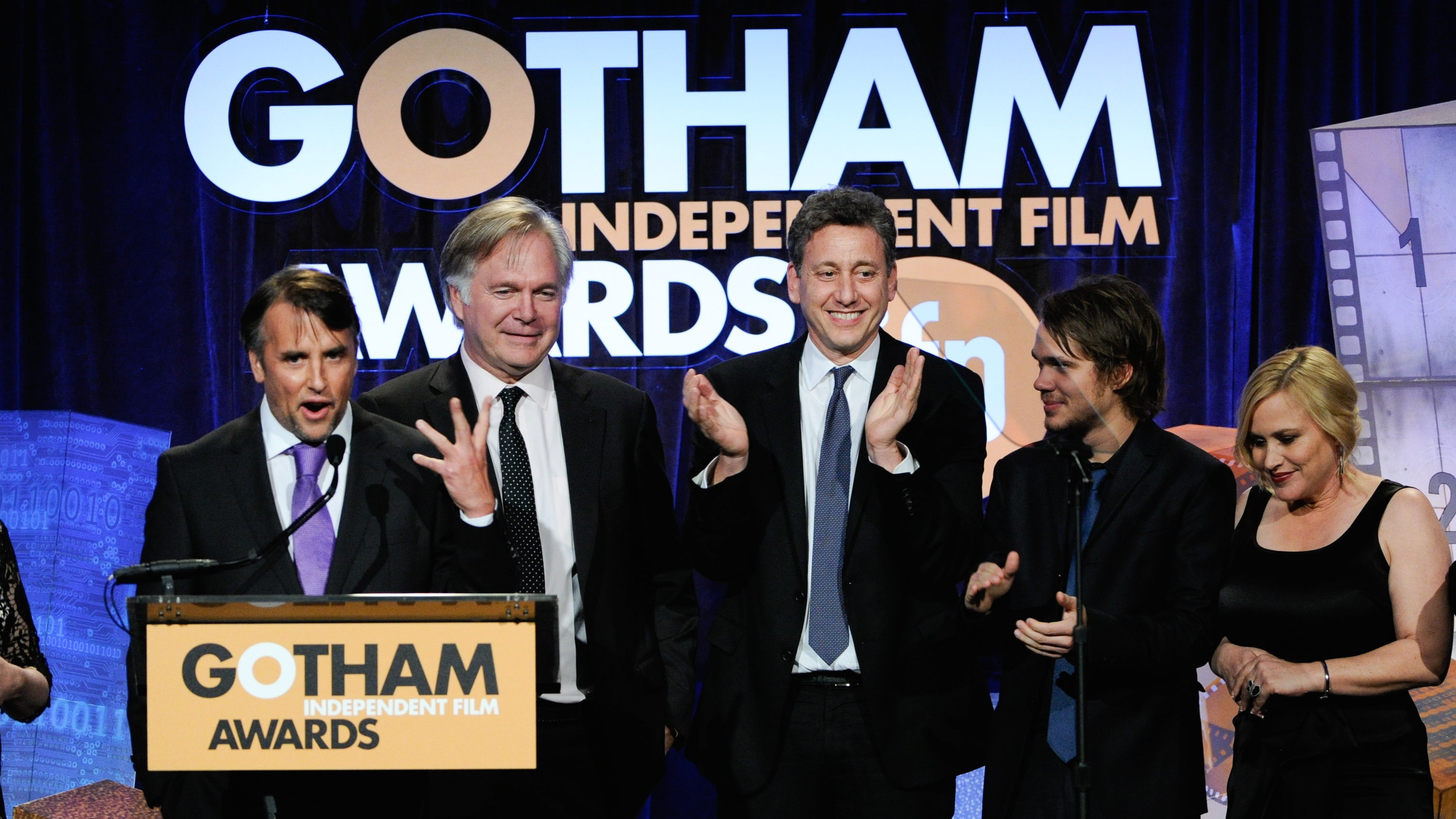 Boyhood Gotham Awards - H 2014