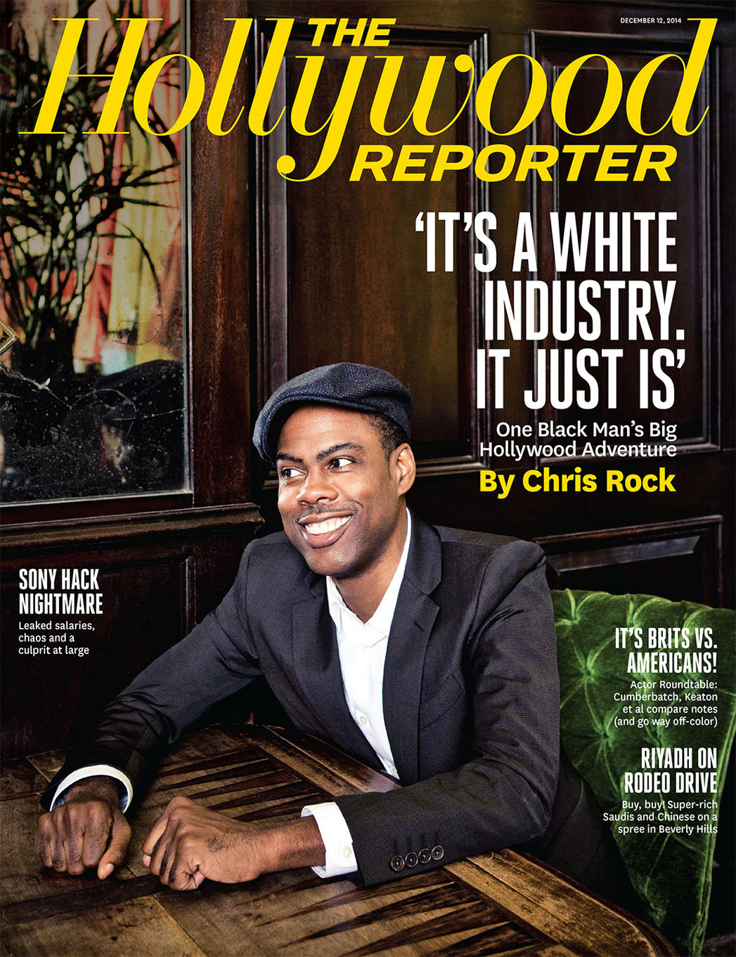 Issue 43 Cover Chris Rock - P 2014