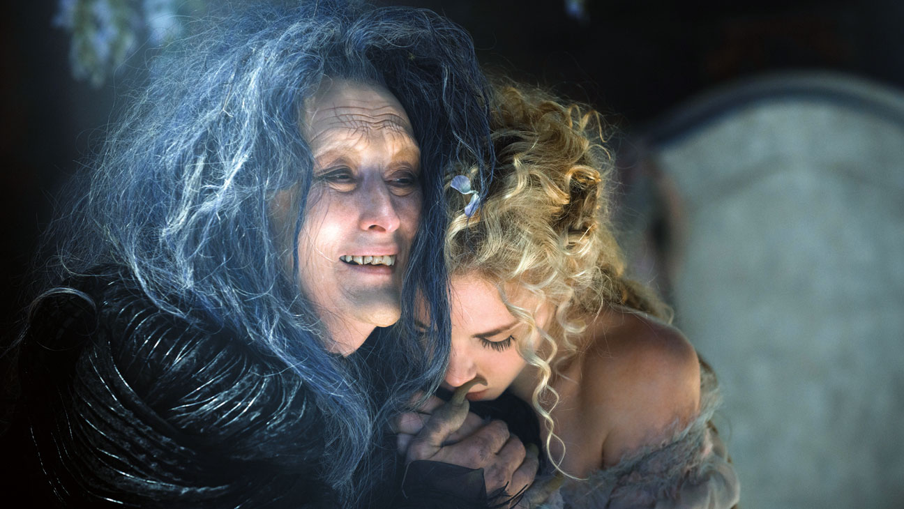 Streep and Mauzy